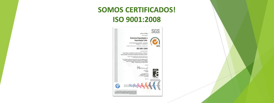 Banner ISO 9001:2008